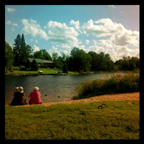 Annie Williams Park, Bracebridge