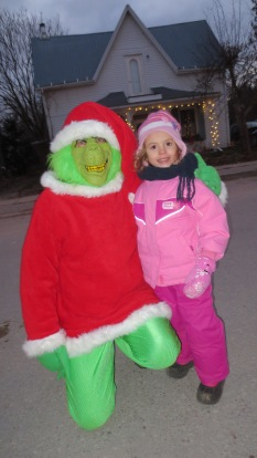 Ava and the Grinch