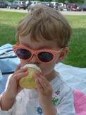 Mmm, mmm, cupcake!